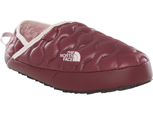 The North Face ThermoBall Traction Mule IV Shoes Damen shiny fig/burnished lilac